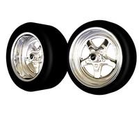 weld wheels 3d max