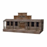 3d model western house