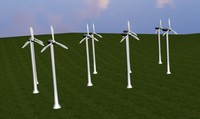 wind power 3d 3ds
