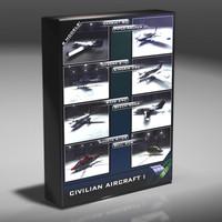 maya civilian aircraft