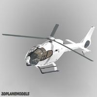 Eurocopter EC-120B Generic white