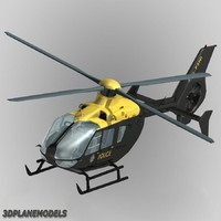 Eurocopter EC-135 UK Police