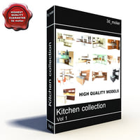Kitchen Collection Vol1