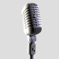 50s microphone 3ds
