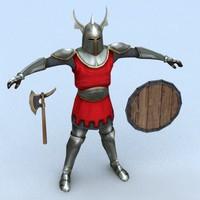 Medieval Warrior v.2
