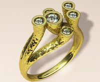 woman ring jewelry max