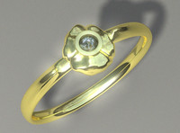 "Woman""s ring17.5mm modelB062"