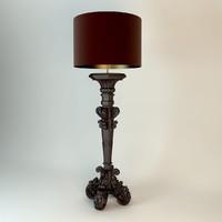 max boffi - lamp
