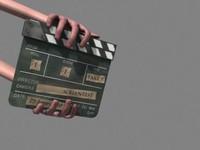 max clapboard film