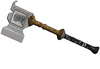 hang mans axe 3d 3ds