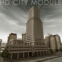 HD City Module MB
