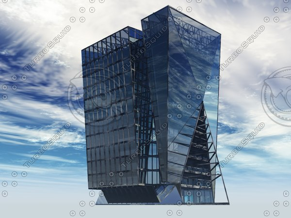 dwg design skyscraper - Skyscraper200... by Studio Render