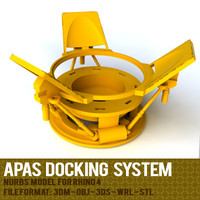 apas docking rhinoceros 3d 3ds