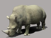 3ds real rhino