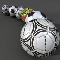 3d x soccer ball