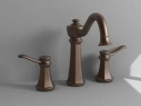 3dsmax faucet