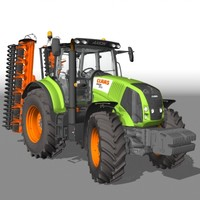 Claas Axion 830 + Arrow.zip