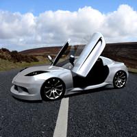 Suitark Sports RP-X Concept