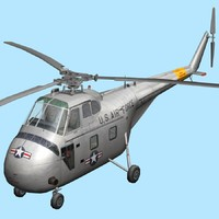 UH19-S55  US Air Force (Chickasaw)