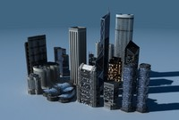City Buildings Collection