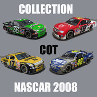 NASCAR COT COLLECTION
