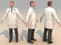 max doctor male man