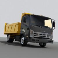Dump Truck Isuzu