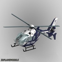 Eurocopter EC-135 First Flight medical services