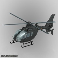 3ds eurocopter ec-135 spain army