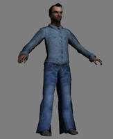 character animations max
