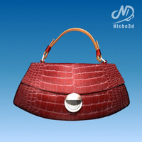 Designer Bag - Moschino Red