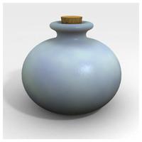ceramic cork 3d model
