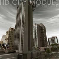 HD City Module MA