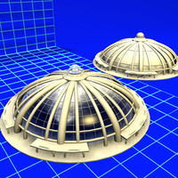 Ribbed Dome 080407 01