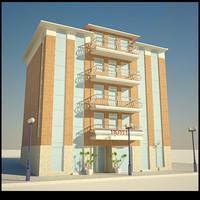 house place 3d model