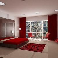 3D_Bedroom22_max 8_vray.zip