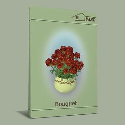 Bouquet 3ds.zip