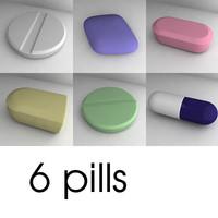 3ds pills