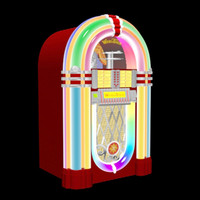 3d model jukebox