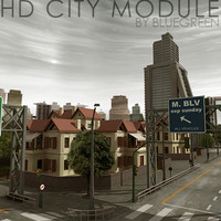 HD City Module MC