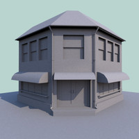 small shop dxf