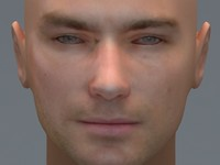 jude law face 3d max