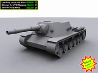 su-152 ready 3d max