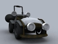 max cart car
