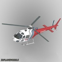 Eurocopter AS350 Hospital Wings