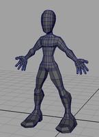 Character / Base Mesh