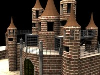 3ds max fort
