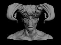 head demon max