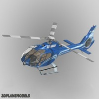 Eurocopter EC-130B Blue Hawaiian