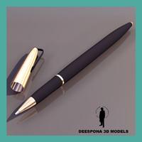 luxe penball 3d model
